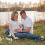 maternity photographer in fort lee va