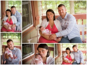 colonial heights family photographer
