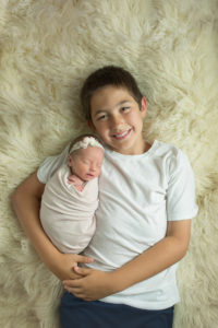 central virginia newborn baby photographer