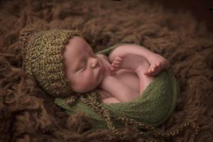 Fort Lee, Virgina Newborn Baby Photographer | Jennifer Traylor
