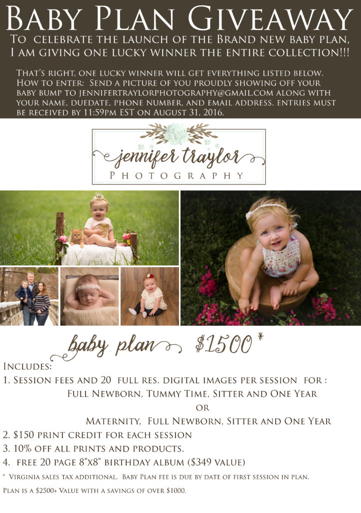 looking for a deal on your baby pictures, check out our baby plan, maternity, newborn, tummy, three months, 6 months pictures, sitting up pictures, sitter session, one year photos, birthday portraits