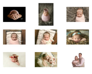 Newborn photography in Richmond VA