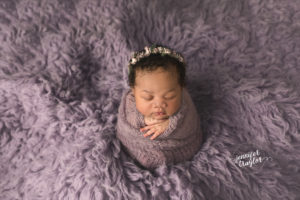 professional newborn photographer in richmond va