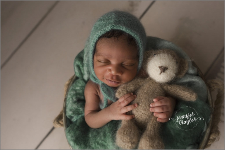 Newborn Baby Photography in Petersberg, Virginia