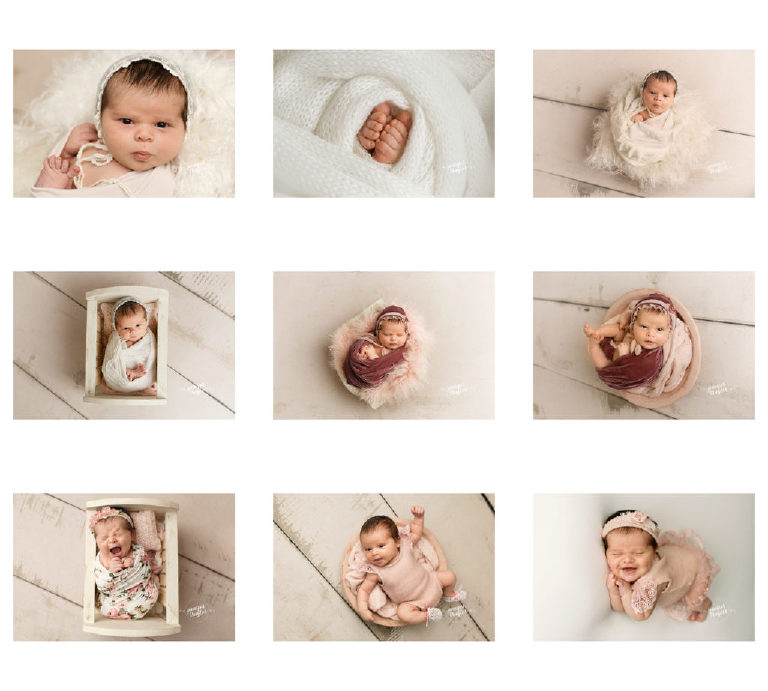 Professional Newborn Portrait Session Chesterfield, Virginia