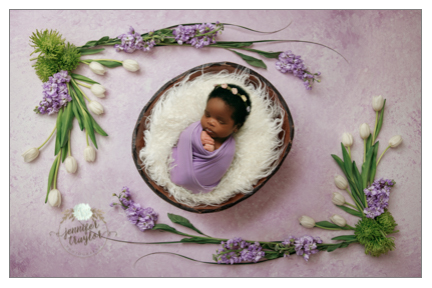Newborn Photographer serving Ft. Lee and Prince George, VA