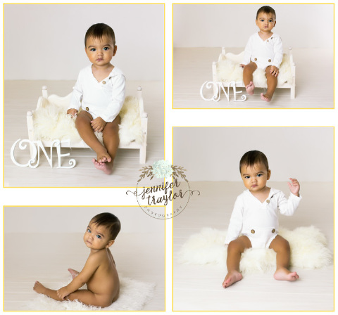 Cake Smash Photography Richmond Virginia | First Birthday Photos