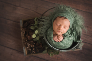 newborn baby portraits chesterfield